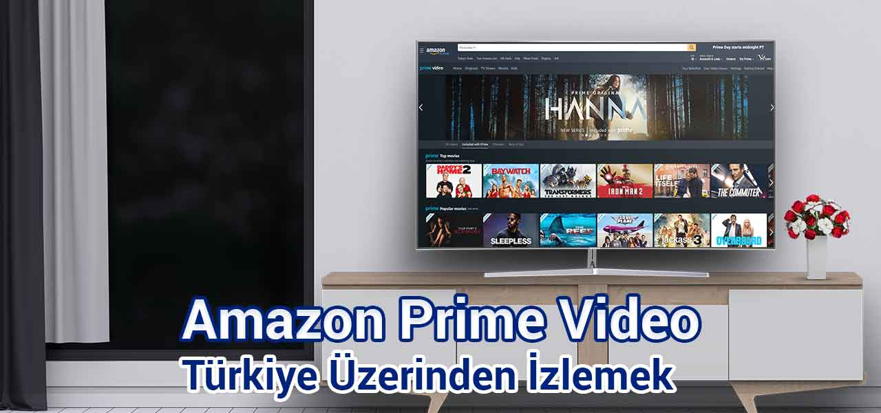 amazon prime video turkiye icerik